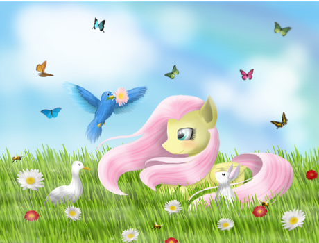 First Day of Spring by ChanceyB