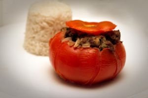 Tomates Farcies by tifrize
