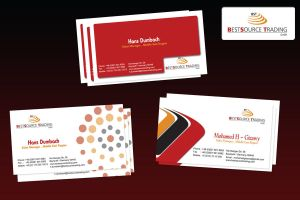 Business Card by MahdyDesigns