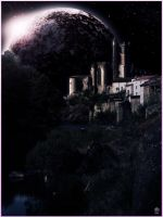 Castle from another world by Didier-Bernard