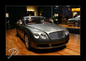 Bentley Continental GT by i64X
