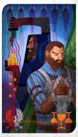 DAI 'Weakness' Blackwall by Anhel1310