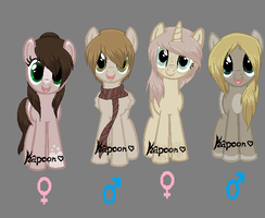 Adopts (OTA- Offer to Adopt) by Kapoony