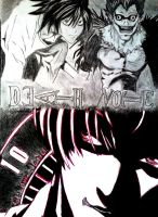 Death Note by UnearthedSoul