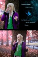 It's all for you, Ritsuka by kohakunoyume