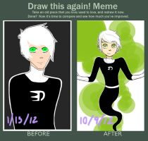 Before and After: DP by Parize