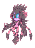 Progeny the Hope (Crystalline Form) by Cylent-Nite