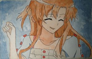 Asuna by thunderdogs