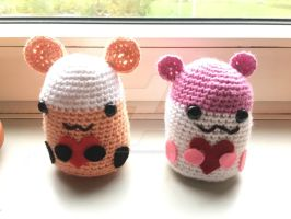 Hamsters... Need opinion... by thehobbypanda
