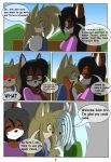 Kyo VS sonic page 2 by DiscoSaeba