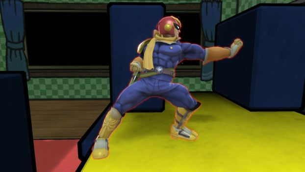 Captain Falcon: Come on! by user15432