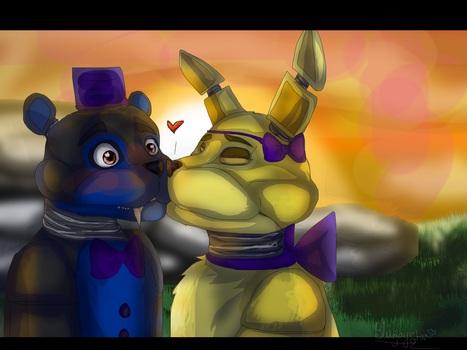 Can you feel the love to night by bluejaystarandspring