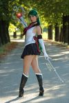 Sailor Pluto and key time by Giorgiacosplay