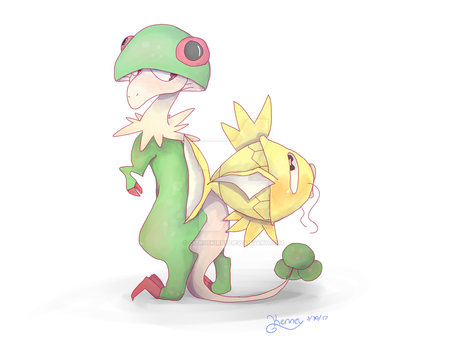 best duo by Edgypineapple