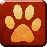 Paw Print Png Clipart by clipartcotttage