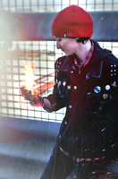 Cosplay - inFamous Second Son 'Fire on' by Emme-Gray