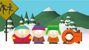 South Park in THREE DEE! by Lolwutburger