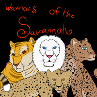 Warriors of the Savannah by lolpeaceoutlol