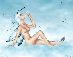 Cloud Faerie by Nixity