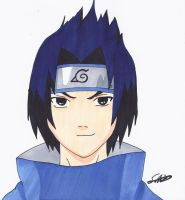 Sasuke is my Hero by SarahMary92