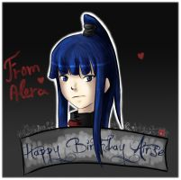 Happy Birthday Airse by psyAlera