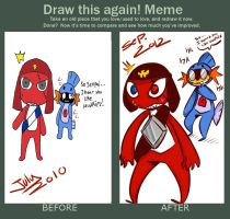 Improvement Meme 2010-2012 by Shino-Love-Bug248