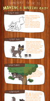 Guide To Making A Warrior Cat OC by swaeters