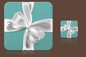 Tiffany and Co Box for iPhone by Subcoultre