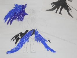 Sephiroth Stained Glass Part 4 by Co-Swagster