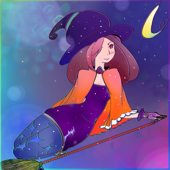 A witching good time redone by Alleytowner