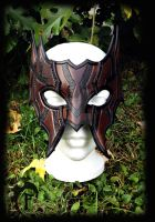 Rogue Leather Mask by Feral-Workshop