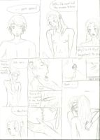 First Kiss pg 1-Oasis by Somatra101