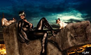 CATWOMAN by isikol