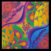 Redesign Batik by justspectacle