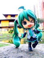 Miku day by Bellechan