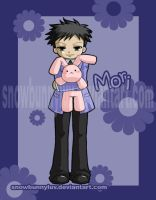 Ouran Host Club- Mori by snowbunnyluv