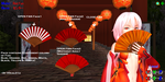 MMD Fan Accessory + DL by V0cal01d