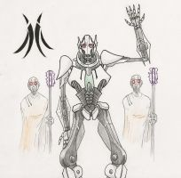 Grievous :Test: by MrARTism