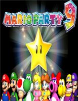 Mario Party 9 Characters by Davyrox