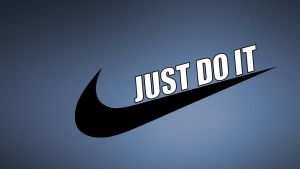 Just Do It by martinblaaberg