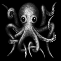 Sinister Octopus by hwango