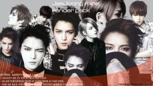 JaeJoong's render pack 3 by BiLyBao