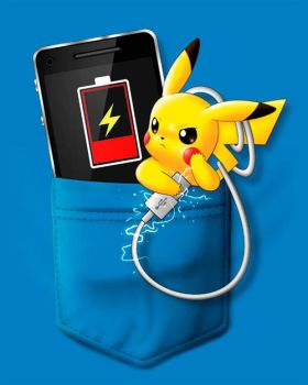 Pika Charger by MIKELopez