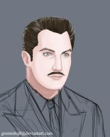 Vincent Price by GreenishQ8