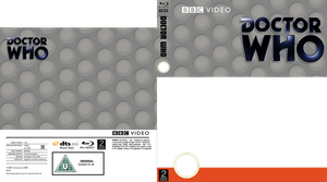 Doctor Who BluRay Template Region 2 by DJToad