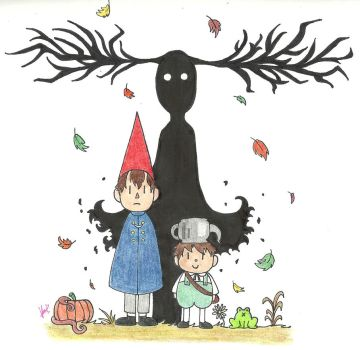 Over the Garden Wall by LovelyKirbyGirly