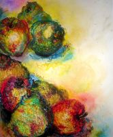 fruit study by irenche