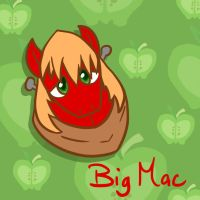 Big Macintosh by Shadaily
