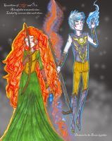Day One: Fire+Ice by Nami15