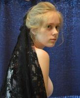 Black Lace Preview by RachgracehStock